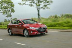 Accent trở lại ngôi đầu bảng về doanh số trong tháng 5 của Hyundai