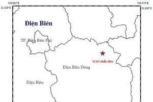 Điện Biên: Mặt đất, nhà cửa rung chuyển trước trận động đất 4,0 độ richter