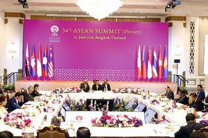 Thủ tướng Nguyễn Xuân Phúc dự Phiên toàn thể Cấp cao ASEAN