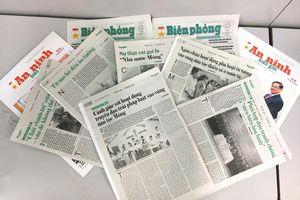 Báo chí là lực lượng tiên phong chống âm mưu 'diễn biến hòa bình' của các thế lực thù địch