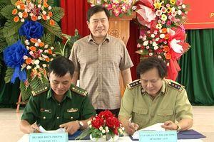 Phối hợp đấu tranh phòng chống buôn lậu, gian lận thương mại và hàng giả ở khu vực biên giới biển Phú Yên