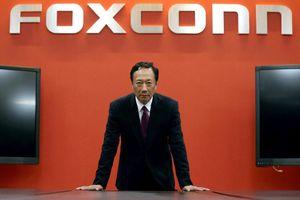 Foxconn đón tân chủ tịch thay tỉ phú Terry Gou