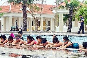 Tăng cường quản lý hoạt động du lịch trên sông, hồ, suối, thác, bể bơi, vui chơi dưới nước