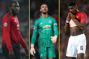 Túng tiền mua sắm, M.U sẽ bán cả Pogba, Lukaku và De Gea?