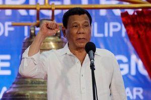 Tổng thống Philippines gọi yêu sách chủ quyền Biển Đông của Trung Quốc là 'nguy hiểm'