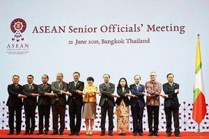 Việt Nam tham dự Hội nghị các Quan chức cao cấp ASEAN