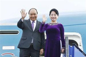 Thủ tướng Nguyễn Xuân Phúc lên đường dự Hội nghị cấp cao ASEAN