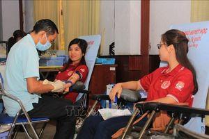 Gần 50.000 lượt người lao động tham gia chiến dịch tình nguyện phục vụ cộng đồng