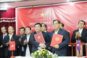 Bộ Kế hoạch và Đầu tư Việt Nam - Lào tăng cường hợp tác