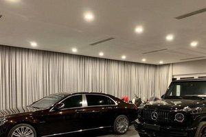 Hậu Car Passion, trưởng đoàn chi tiền tỷ tậu xế sang Mercedes-Maybach S450
