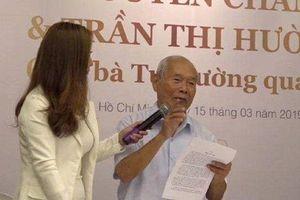 Khởi tố vụ án Chủ tịch NamABank Nguyễn Quốc Toàn bị bố ruột tố chiếm đoạt gia sản 30.000 tỷ