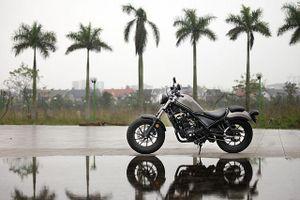 Triệu hồi hơn 2.300 chiếc Honda Rebel tại Việt Nam