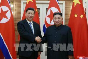 Điểm nhấn trong quan hệ đồng minh đặc biệt Trung-Triều