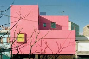 Nhà và Xưởng của kiến trúc sư Luis Barragán