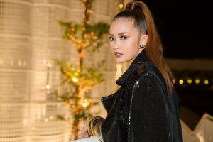 Hoa hậu Ngọc Châu rũ bỏ hình ảnh ngọt ngào, biến hình cá tính hết mức