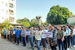 Quận Thanh Khê (Đà Nẵng): Hơn 400 người ra quân vì môi trường