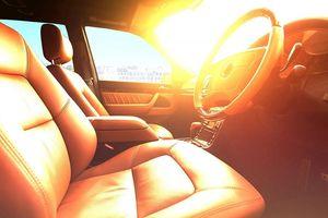 Bảo vệ ô tô như thế nào trong tiết trời nắng nóng?
