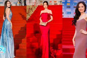 Có ai như Mai Phương Thúy: Mặc dàn sao 'chặt chém' nhau trên thảm đỏ, nàng hoa hậu vẫn giản dị đến không ngờ