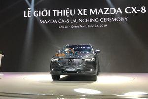 Mazda CX-8 ra mắt thị trường Việt Nam, cạnh tranh Ford Everest và Hyundai Santa Fe 2019
