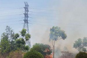Quảng Bình: Kịp thời khống chế ngọn lửa tại khu công nghiệp Tây Bắc Đồng Hới