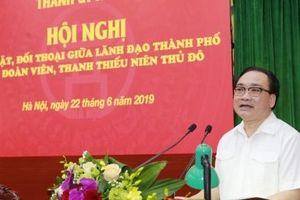 Bí thư Thành ủy Hà Nội Hoàng Trung Hải: Cần tạo điều kiện cho thế hệ trẻ cống hiến
