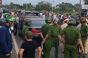 Vụ giang hồ vây xe chở công an: Thủ tướng chỉ đạo xử nghiêm