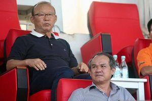 Ông Đoàn Nguyên Đức bất ngờ báo tin buồn cho HLV Park Hang Seo và VFF