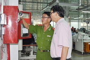 Kiểm tra an toàn phòng cháy chữa cháy tại công ty chuyên trung chuyển khách