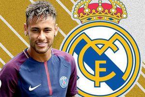 Neymar hết cơ hội đầu quân cho Real Madrid