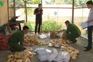 Bắt giữ gần 1000 chai thuốc BVTV bị cấm sử dụng tại Việt Nam