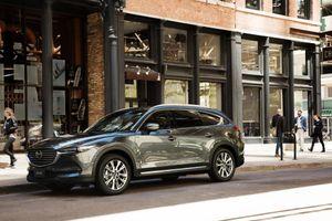 Mazda CX-8 ra mắt với tham vọng lấp khoảng trống của CX-9?