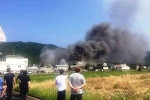 Một phụ nữ quê Nghệ An chết cháy ở Nhật Bản