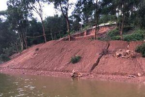 Dự án resort ồ ạt san lấp hồ Đồng Mô