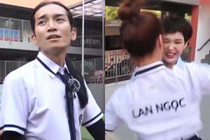 Running Man: Hiền Hồ gây sốc khi lao vào xé bảng tên Lan Ngọc, BB Trần sửng sốt vì bị Trấn Thành thẳng tay loại bỏ