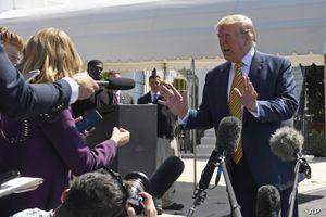 Mỹ gia tăng sức ép lên Iran