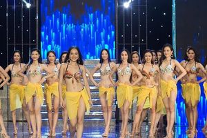 20 thí sinh vào chung kết Hoa hậu Thế giới Việt Nam 2019