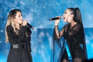 Thu Minh bị tố chơi xấu diva Hàn Quốc khi hát chung