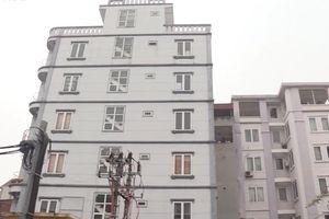 Chung cư mini mọc 'vô tội vạ' ở Hà Nội