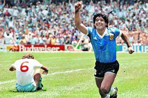 Diego Maradona - thiên tài lừa gạt và 'bàn tay của Chúa'
