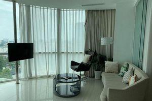 Bà xã Bình Minh rao bán căn hộ chung cư cao cấp 2 phòng ngủ