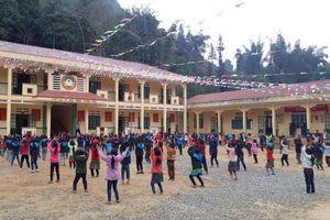 Lào Cai: Đầu tư mạnh cơ sở vật chất trường lớp
