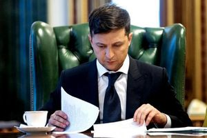 TT Zelensky sa thải Phó Giám đốc Cơ quan an ninh Ukraine