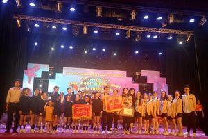 Sôi động chung kết Liên hoan nhóm nhảy thanh thiếu niên năm 2019