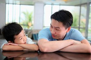 Điều cha mẹ nên làm khi thấy con văng tục