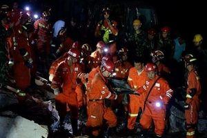 Tứ Xuyên, Trung Quốc tiếp tục hứng chịu động đất mạnh, nhiều người bị thương