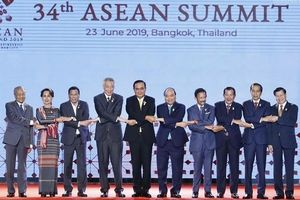 Thủ tướng Nguyễn Xuân Phúc phát biểu về tầm quan trọng của đoàn kết, nhất trí trong ASEAN