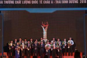 Vinh danh 75 doanh nghiệp giành giải thưởng Chất lượng Quốc gia 2018