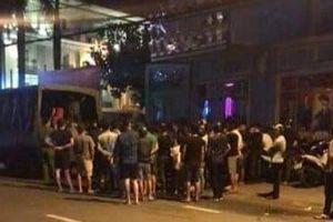 Gần 200 nam thanh nữ tú phê ma túy trong quán bar ở Đồng Nai