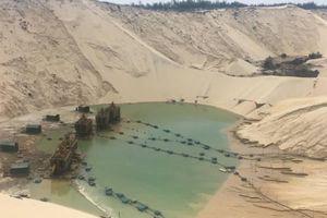 Quảng Bình: Tai nạn lao động, một công nhân tử vong tại mỏ titan