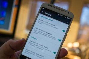 Ứng dụng diệt virus trên điện thoại dùng hệ điều hành Android đều vô dụng
